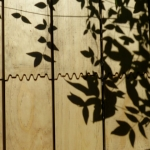 Outdoor Accoya cross finger